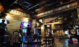 日本人痴迷香港,复原香港九龙——十八禁电玩城