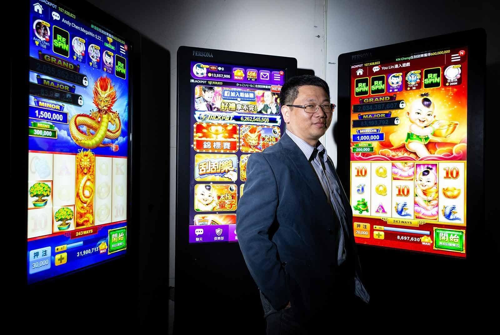 台湾两大博弈游戏公司上市历程,重度博弈公司依赖借壳上市
